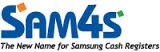 Sam4s Logo New